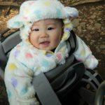 筑波山登山 8ヶ月赤ちゃんとベビーキャリアで山登り